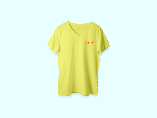 maenner-turnier-tshirt-gelb